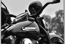 Motorcycles / My passion for Harley Davidson, MV Agusta, Ducati and Vespa