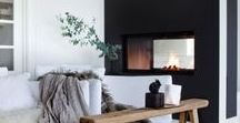 Koti / Scandinavian interior with a warm and cozy twist ♥