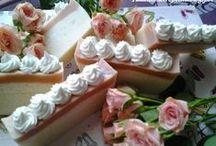 Sütiszappanok / Szappan desig, ötletek, receptek, elkészítési módok, esküvői köszönő ajándék.