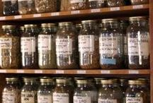 Food Storage / Creative ways to organize and store food