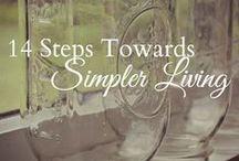 Simplify Life on the Homestead / Innovative ways to make life simplier