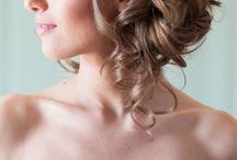 Chic hairstyles / A collection of photos of amazing hairstyles for chic and important occasions.
