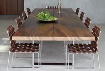Dining Tables / A selection of contemporary and modern Dining Tables, specially curated by us, to provide you a source of inspiration for you next project.