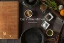 Eric in the Kitchen