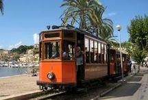 Autour de la méditerranée / Retrouvez l'ensemble de mes voyages autour de la Méditerranée. En croisière ou en vadrouille, visitez Palma, Barcelone, Naples mais bien d'autres