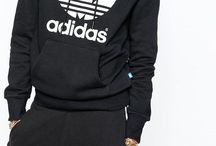 Adidas stylez...