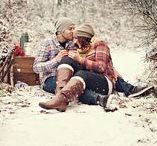 Ideas for winter love story / Clothing for winter shooting