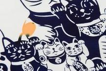 Tenugui / Tenugui are a type of traditional Japanese towel. Here are the vast variations in designs in which they are available.