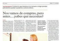 Le Maniquí / Prensa/ Work / Noticias / Aquí encontrarás parte del trabajo que realizamos en LE MANIQUÍ, Sesiones de Fotos, Ponencias o Talleres sobre Asesoría de Imagen...