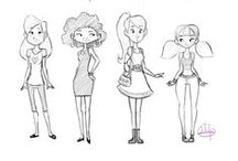 How To Draw  <3 Love this!   / by Carmen Mojica-Rodriguez