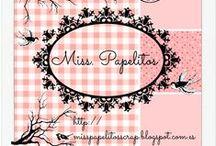 Miss.Papelitos Blog