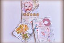 Cards Album / Un desafío: Hacer 30 tarjetas en 30 días