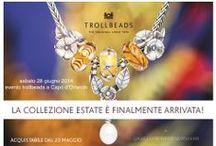 TROLLBEADS / un gioiello unico lavorato a mano e garantito a vita!!!!