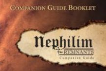 Freebies from Nephilim the Remnants / Although it is {FREE} it still has value