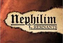 Get your Book! / Get your own copy of Nephilim the Remnants
