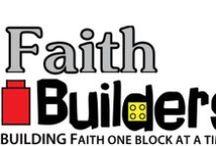 Faith Builders Lego Curriculum / Created by David A. Henderson -Curriculum Built on Faith + Bible + Legos