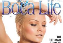 Boca Life | Magazine Covers / Boca Life Magazine's Covers | Click each cover to view the issue online