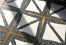 Ideas: Floors   Stone & Tile / Inspiring ideas from around the web showcasing stone and tile floors.  Come in to our store with your dreams and ideas found here and elsewhere on the web!