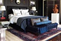 Ideas: Bedrooms   Traditional / Some inspiring ideas from around the web showcasing traditional bedroom designs sure to make falling asleep a true dream!  Bring your wishlist to our showroom and speak with a sales rep about the types of products we carry so you can see those dreams come to life.