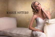 { Maggie Sottero Bridal } / Samples from Maggie Sottero in store. Check out our entire selection at www.blossomsbridal.com