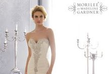 { Mori Lee Bridal } / Samples from Mori Lee in store. Check out our entire bridal selection at www.blossomsbridal.com