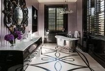 Ideas: Bathrooms   Luxurious / Inspiring ideas from around the web showcasing luxury bathrooms.  Come in to our store with your dreams and ideas found here and elsewhere on the web!