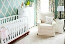 Ideas: Nurseries / Great ideas from around the web that will make spending those moments with your precious little ones like snapshots of heaven.  Come to our showroom with your hopes for your baby's room and have one of our experts help you find the products to make your design dreams come true.