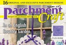 Parchment Craft August 2014 issue / Purchase from www.parchmentcraftmagazine.com or call 01778 395171. Or download digitally from www.pocketmags.com