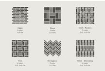 Helpful Hints: Tile Patterns & Designs / Some interesting and helpful hints about tile patterns, designs, and other useful information.