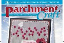 Parchment Craft October 2014 issue / Purchase from www.parchmentcraftmagazine.com or call 01778 395171. Or download digitally from www.pocketmags.com