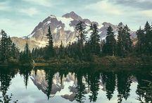 Mountains △