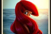 Ariel / Sirenas