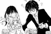 Manga Bits / Others / Manga  Bits Illustrations Manga Titles Cover Recommendations. - Cachos Pedazos de Manga. Selección de Imágenes  Manga. Portadas de Manga. Romance / Drama / Solo.
