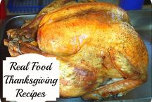 Whole Food Christmas and Thanksgiving Recipies