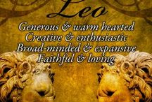 Leo the Lion ~~~ My Sign / Leo the Lion ~~~ My Sign / by Debra Shipp