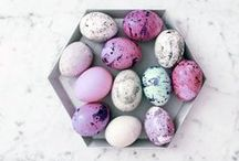 Easter fun / Ideas for Easter crafting