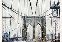 Voyage USA - New-York / New-York City ou la Grosse Pomme est la ville où tous les rêves se réalisent et qui ne dort jamais ! En route pour une ville gigantesque et pleines de surprises au détour de nombreuses images inspirantes. Travel to New-York City or the Big Apple !