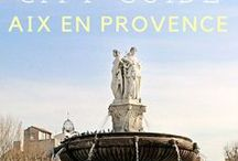 Aix en Provence   Voyager en France / Aix en Provence  - Une des plus jolies villes de Provence