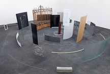 Art installations / arte, diseño, museo, moderno / by Roberto Domínguez
