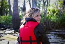 Our Tours in the media / Media outlets that have covered our canoe and kayak Eco swamp tours.  Join us for a unique way to see the Eco system surrounding New Orleans, Louisiana