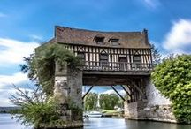 Visiter la France / Découvrez tous les plus beaux #Monuments, #châteaux et endroits en #France.