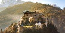 Châteaux d'Europe - European Castles / Découvrez tous les plus beaux châteaux en Franc et dans toute l'Europe.