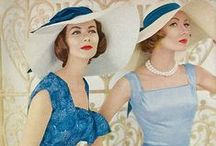 Classy Ladies / Women then > Women now.  So refined, polished, and classy.