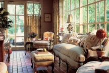Decorating the Home / Interior and exterior design ideas / by Melodi Reyes