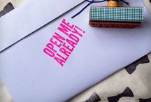 Stationery Porn ;o) / by Joanna Colin