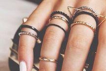 Jewelry / by Bethany Willis