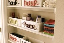 Getting Organized!