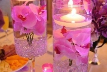 """*Classy Center pieces and centerpieces in tablescapes! / I get way too many emails.....do you? If so, go to the Settings option found under your name at the upper right hand corner. And under """"Notifications"""" select """"Email Settings"""" and set """"Group Pins"""" to OFF. If you would like to join all the FUN....and be invited to this board, follow any of my boards & leave a comment on one of my pins. I love pinning on Pinterest and so will you! FOLLOW ME AND WE'LL BOTH HAVE FUN!"""