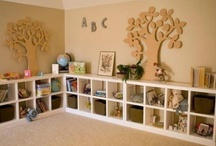 Kids' Bedroom Ideas / Ideas for my kids' small bedrooms (boy and girl)