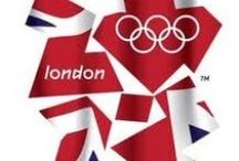 Jeux Olympics de Londres 2012 / by Micheline Dubé